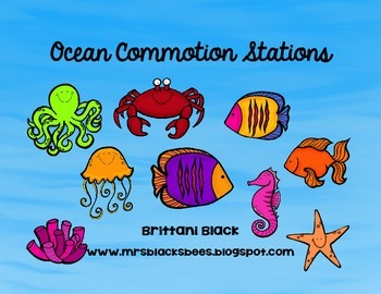 Ocean Commotion Stations