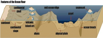 Ocean Composition and Structure lecture and notes