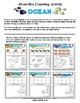 Ocean Counting / Number Activity Set