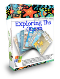 Exploring the Ocean Editable Pack