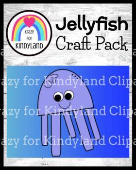 Jellyfish Craft (Ocean, Animal Research)