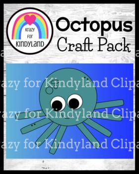 Ocean Craft: Octopus