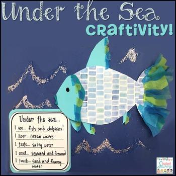 Ocean Craftivity