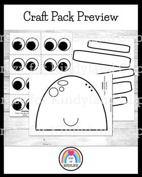 Ocean Craft Pack:Whale,Turtle,Crab,Fish,Octopus,Seal,Shark,Jellyfish,Star