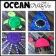 Ocean Crafts and Activities for Preschool and Kindergarten (Visual Directions)