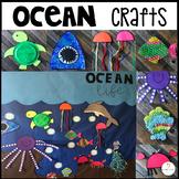 Ocean Crafts and Activities for Preschool and Kindergarten