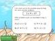 Ocean Creatures 3rd Grade Math Review Game