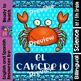 Ocean Creatures - The Crab - Worksheets and Readings - Bilingual Resource