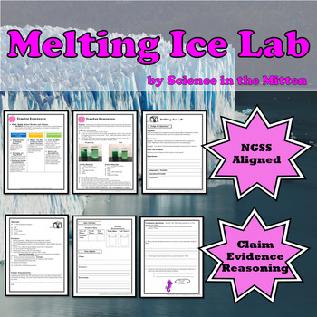 Melting Ice Lab- Studying Ocean Currents
