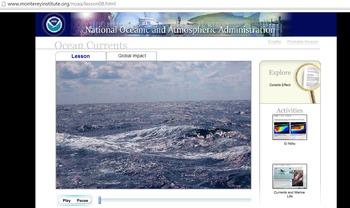 Ocean Current Webquest (RECENT UPDATE)