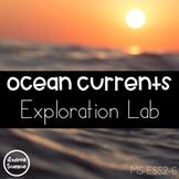 Climate Factors: Ocean Currents, Temperature, & Salinity (