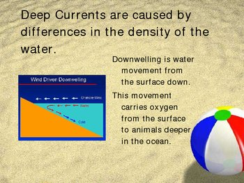 Ocean Currents Power Points