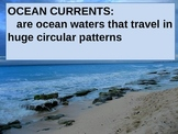Ocean Currents Powerpoint