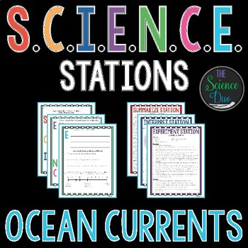 Ocean Currents - S.C.I.E.N.C.E. Stations