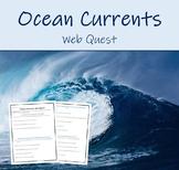 Ocean Currents Web Quest