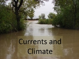 Ocean Currents and Climate Notes Bundle