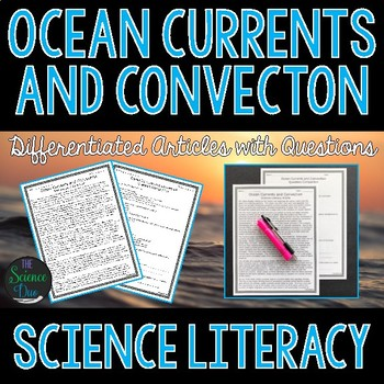 Ocean Currents and Convection - Science Literacy Article