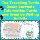 Ocean Currents and Sea Turtles Twitter Printable Writing Activity