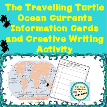 Ocean Currents and Sea Turtles Twitter Lab Activity