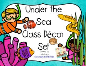Ocean Decor Set