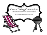 Ocean Dining Commotion: Multipurpose Activities for Speech and Language