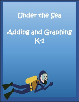 Ocean Word Problem and Bar Graph Activity