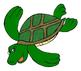 Ocean Doodles clip art (color PNG files)