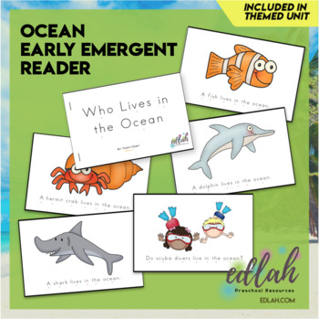 Ocean Early Emergent Reader