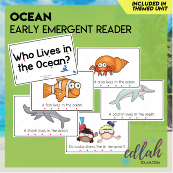 Ocean Early Emergent Reader