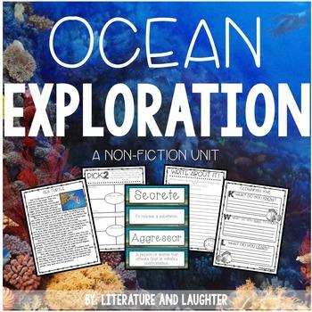 Ocean Exploration: A Non-fiction Unit