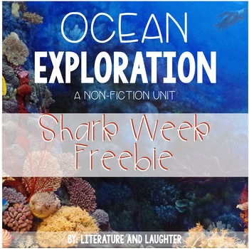 Ocean Exploration: Shark Freebie