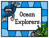 Ocean Explorers (Dramatic Play)