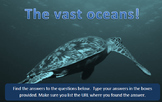 Ocean Facts Online Web Search