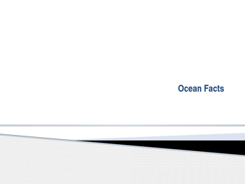 Ocean Facts Presentation