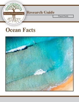 Ocean Facts for Kids - Internet Research Guide