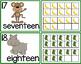 Ocean, Farm and Zoo/Jungle Animals Ten Frames Pack!