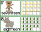 Ocean, Farm and Zoo/Jungle Animals Ten Frames Pack!