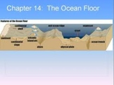 Ocean Floor Diagram Rubric
