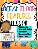 Ocean Floor Features | Distance Learning