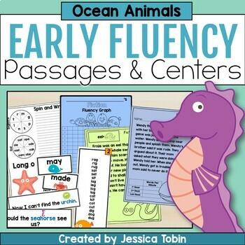 Ocean Fluency for Early Readers- Zoofluency 2