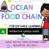 Ocean Food Chain and Ecosystem Discovery Unit for Distance