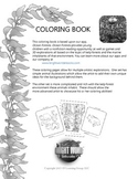 Ocean Forests Coloring Pages