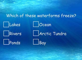 Ocean Form Experiment