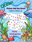 Ocean Friends Addition Within 10 Picture Add the Room