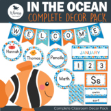 Ocean Friends Decor Pack