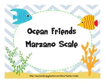 Ocean Marzano Scale