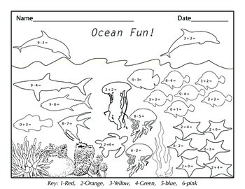 Ocean Fun Addition
