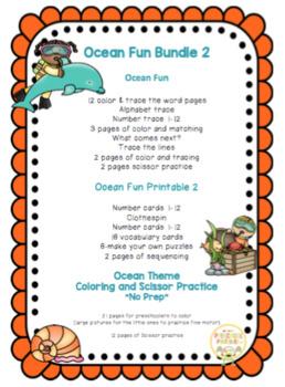 Ocean Fun Bundle 2
