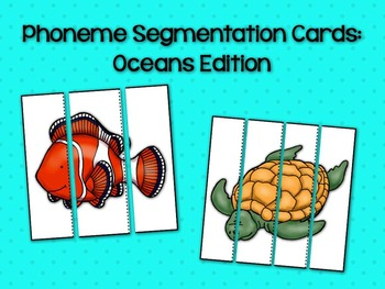 Ocean Fun Literacy Pack