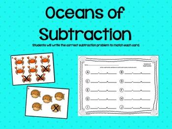 Ocean Fun Math Pack